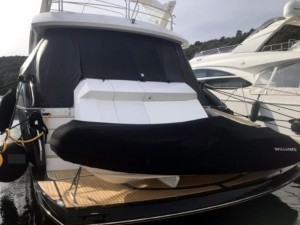 yacht covers, yacht covers livorno, exterior covers, yacht isop