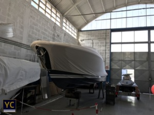 Yacht Covers, Tender Cover, Shadow Boat Cover