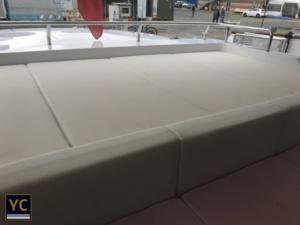 Yacht Upholstery, Yacht Upholstery Livorno, Yacht Upholstery Italy