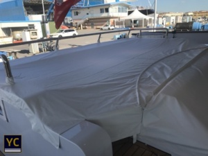 Yacht Covers, yacht exterior cover, Stamoid Livorno, Stamoid Italy