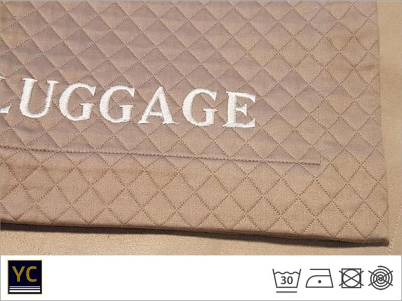 Luggage Pad, Luggage Pads, Luggage Mat, Luggage Mats, Yacht Luggage Mat, Luxury Yacht Luggage Mats