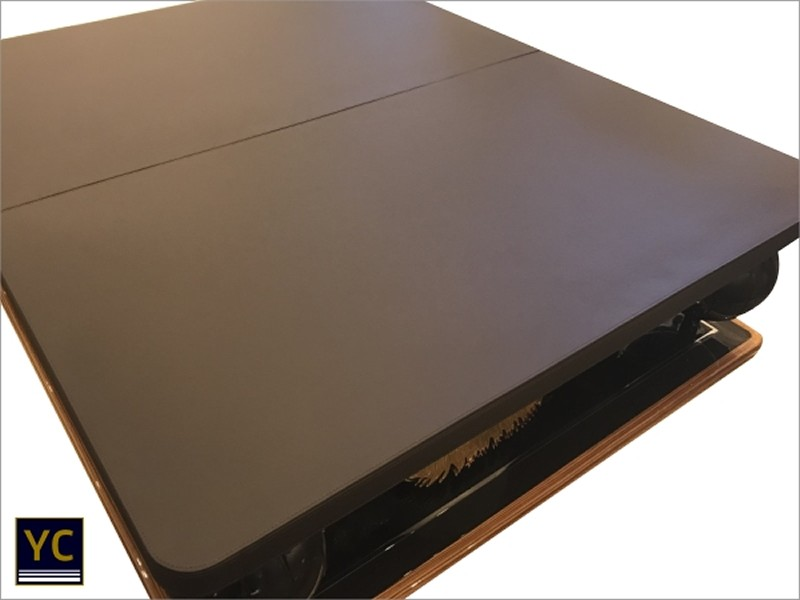 Yacht Leather cover. Luxury Yacht Leather accessories