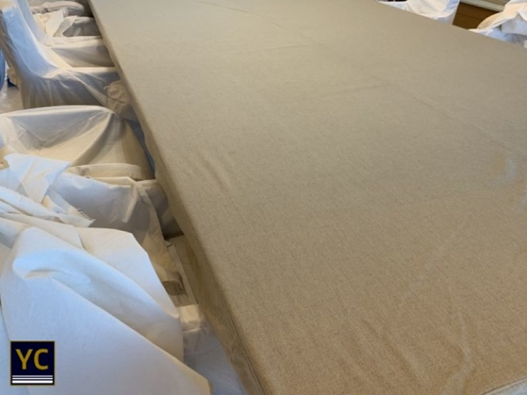 Yacht Table Covers, Yacht Interior Covers