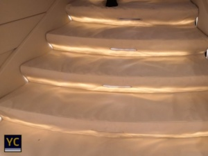 Yacht Floor Cover, luxury yacht interior covers, yacht interior covers, yacht cover, yacht floor runners, yacht stair cover, yacht stairs covers