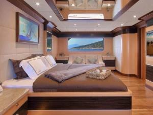 Luxury Yachts Interior Upholstery