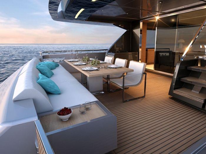 yacht cushions, yacht upholstery livorno