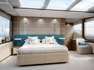 Luxury Yachts Interior Upholstery